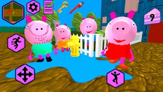 ВЫШЛО ОБНОВЛЕНИЕ СВИНКА СОСЕДЕЙ! обновленная Игра ПИГГИ Свинка Пеппа - Piggy Neighbor