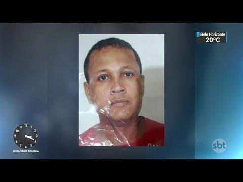 Pintor é executado em frente a duas crianças no meio da rua em SP   SBT Notícias (10/03/18)