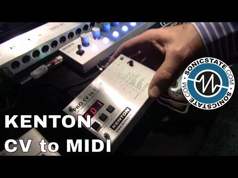 NAMM 2017: Kenton Midi Solutions