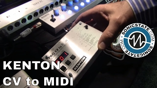 NAMM 2017: Kenton Midi Solutions