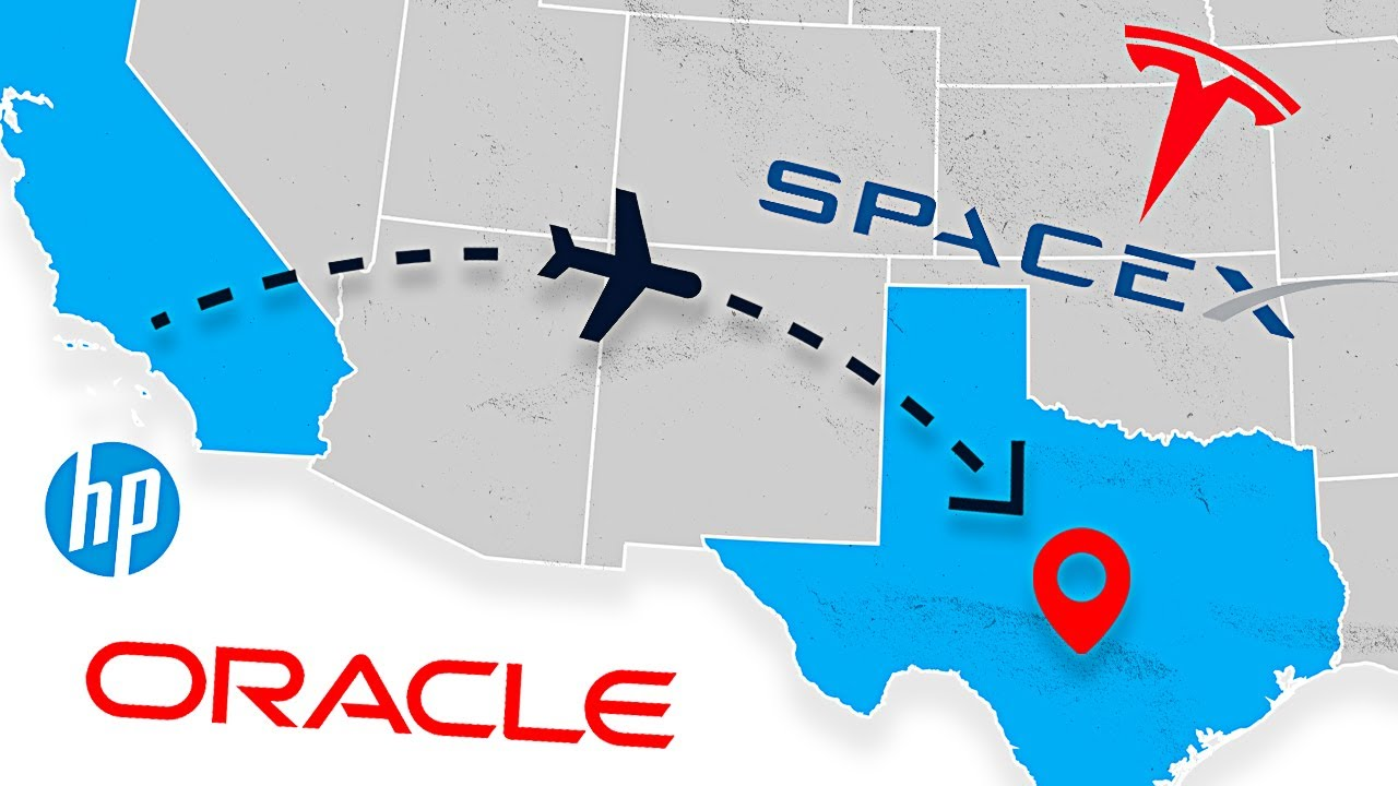 Companies leaving California at alarming rates-2/4/21