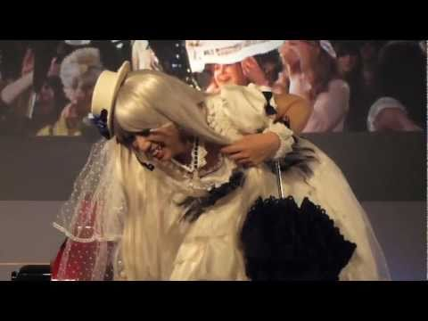 "KANON WAKESHIMA: ""PRINCESS CHARLESTON""  LIVE IN LONDON (HYPER JAPAN 2011)"