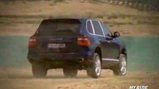 Review: 2008 Porsche Cayenne