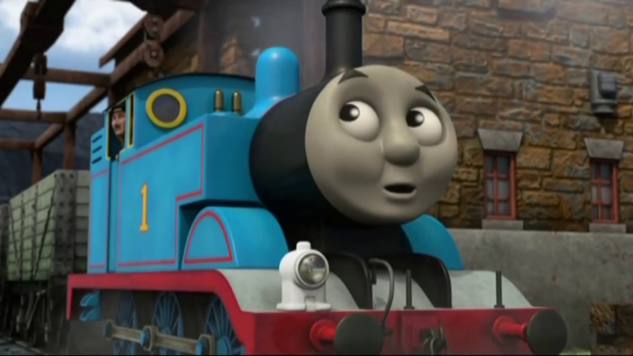 Thomas  Friends Blue Mountain Mystery Trailer 3 - Youtube