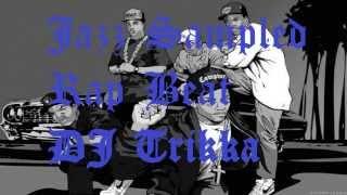 dj trikka jazz sampled rap beat fl studio