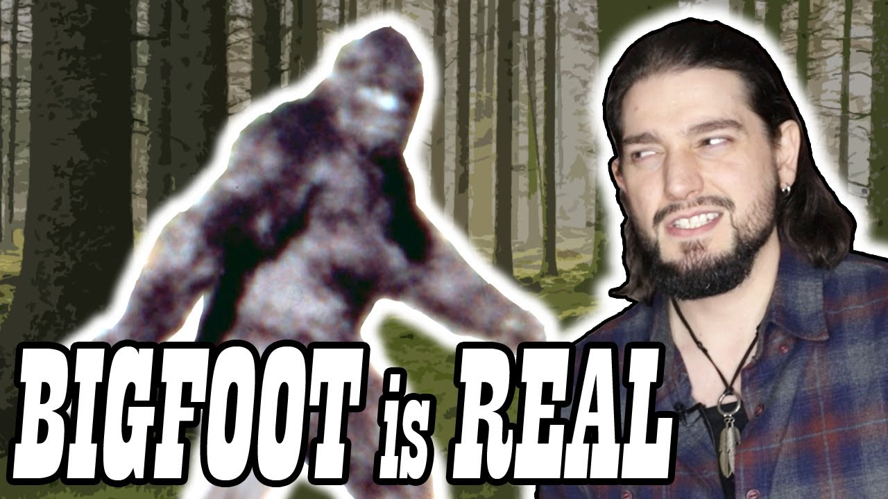 Bigfoot is Real - Part 1