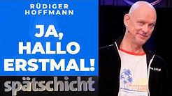 Comedy gegen Corona! Rüdiger Hoffmann: Mein Sohn hat Pubertät! | SWR Spätschicht