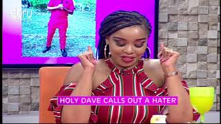 Hilarious Dad On Father's Day & Talking With Joyce Gikunju