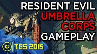 معلومات جديدة عن لعبة Resident Evil التنافسية Umbrella Corps