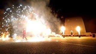 Піротехніка з машинами вогню (спецефекти фаєр шоу від FIRE LIFE) - Ужгород(, 2016-09-20T12:07:33.000Z)