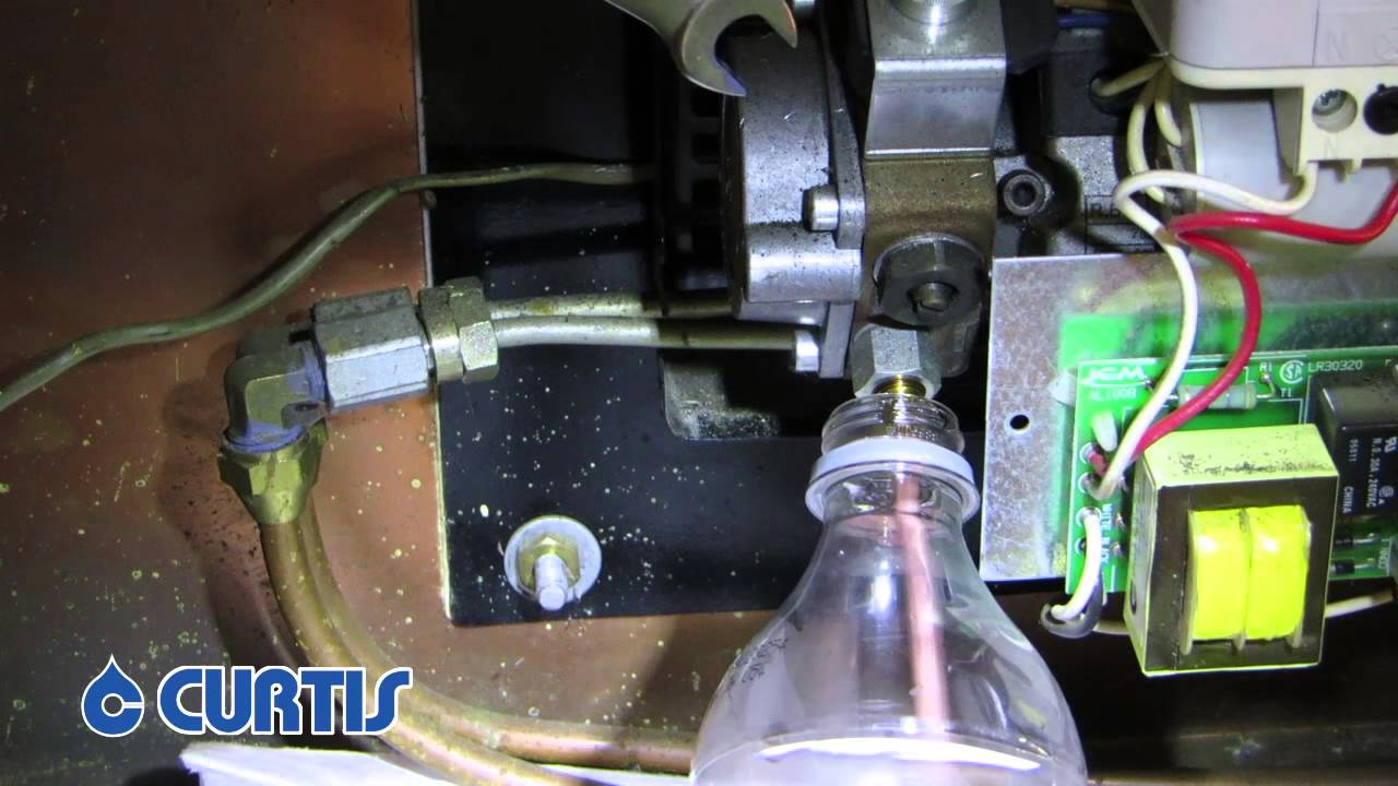 Curtis How to Bleed and Restart an Oil Furnace  YouTube