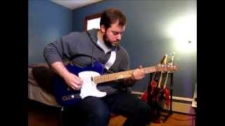 Jon Poulin - One Of Everything (guitar Demo)