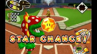 Mario Superstar Baseball (Perfect Game, Fire Bro)