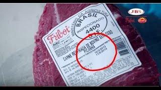 Novo vídeo da JBS mostra carne que venceu em 2013