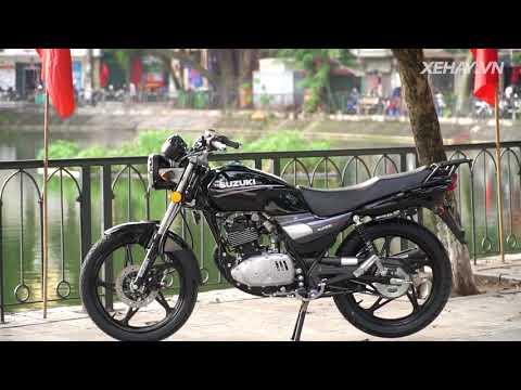 Chi Tiết Suzuki HJ125 Giá 38 Triệu Tại Việt Nam |XEHAY.VN|