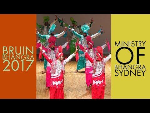Ministry of Bhangra Sydney @ Bruin Bhangra 2017