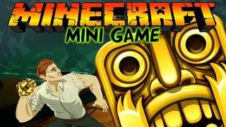 Temple Run в Майнкрафт: Мини игры
