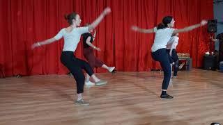 SWING SPRING 2021 | 1 Minute Showcase | Team Kristina's Jazz Squad