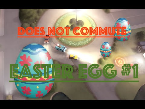 Does Not Commute - CRAZY EASTER EGG! [Mobile Gameplay]