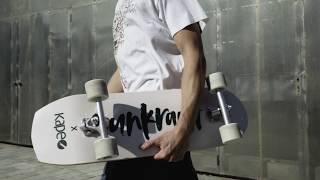 Unkraut Cruiser Skateboard Promovideo