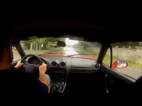 fm V Maxx XXtreme sport suspension test on Quebec roads