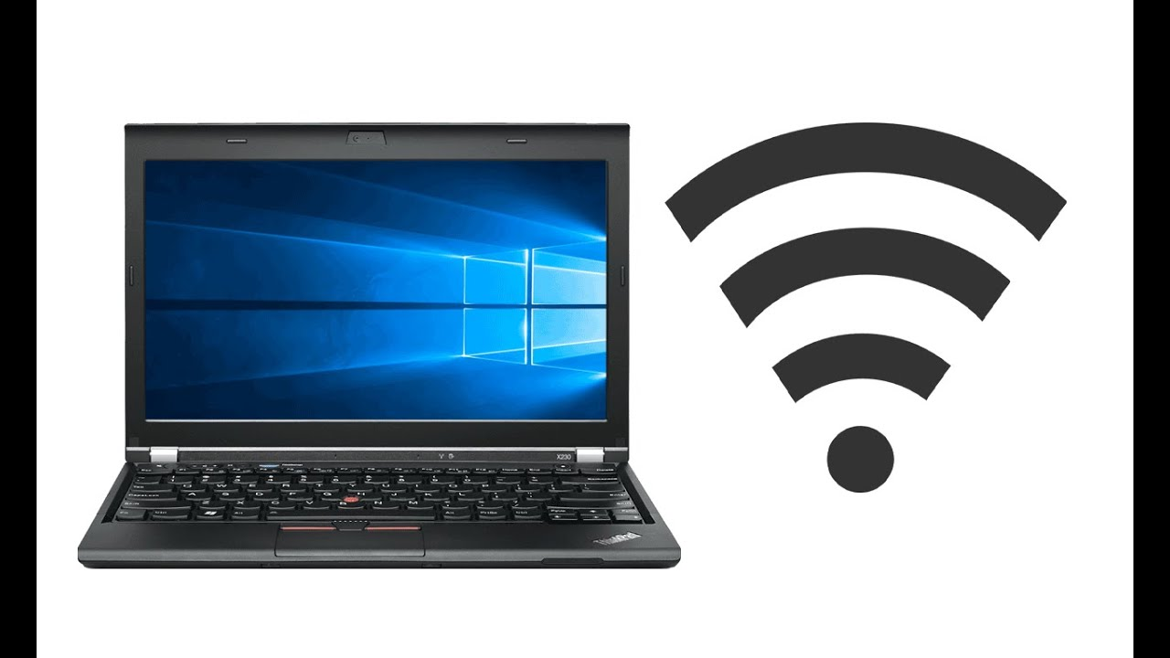 How to distribute wifi from a laptop 41