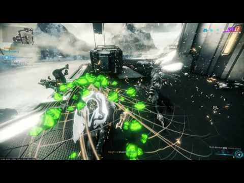 Warframe - The Index [High Risk] - Solo - 178 index points at once