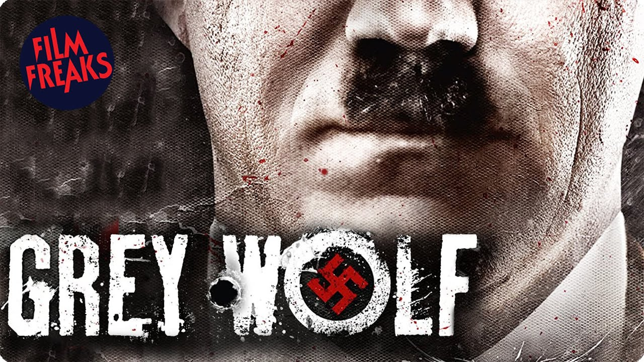 GREY WOLF: Hitler's Escape to Argentina | FULL MOVIE | ALTERNATE WW2 HISTORY