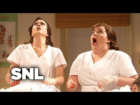 acupuncture gone wrong snl