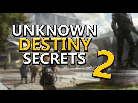 Most Secret & Unknown Things About Destiny Part 2