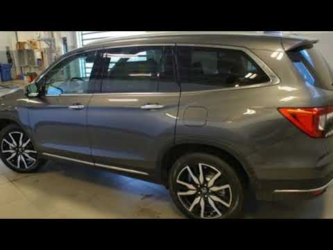 New 2019 Honda Pilot Washington DC MD Chantilly, DC #HCKB026342
