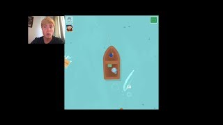 Hooked Inc: Fisher Tycoon gameplay!