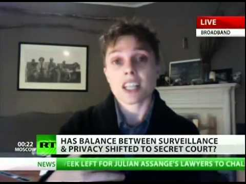 Total Surveillance ∞ Secret Court Orders Allow Gov