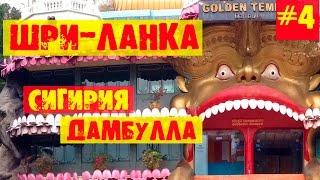 Сигирия / Дамбула ШРИ-ЛАНКА #4