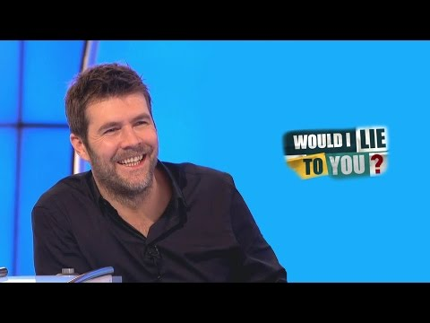 On the Rhod to Happiness - Rhod Gilbert on Would I Lie to You?