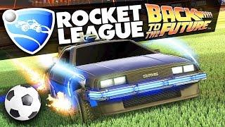 Rocket League - Назад в Будущее