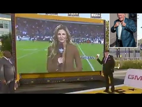 Terry Bradshaw catching heat for 'cringey' Erin Andrews comment