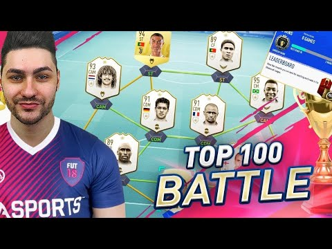 THE CRAZIEST FIFA 19 WEEKEND LEAGUE GAME vs TOP 20th PLAYER in THE WORLD