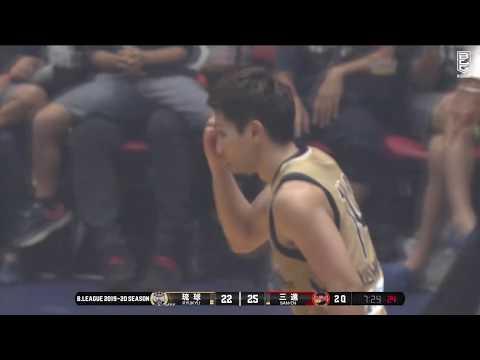 琉球ゴールデンキングスvs三遠ネオフェニックス|B.LEAGUE第6節 GAME2Highlights|10.27.2019 プロバスケ (Bリーグ)
