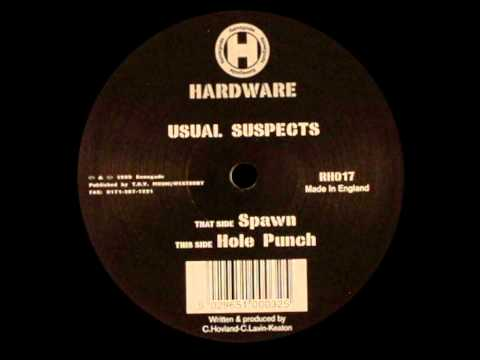 Usual Suspects - Hole Punch