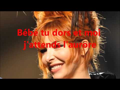 Mylène Farmer ~ Libertine {paroles}