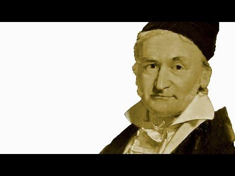 Gauss and Germain - Professor Raymond Flood