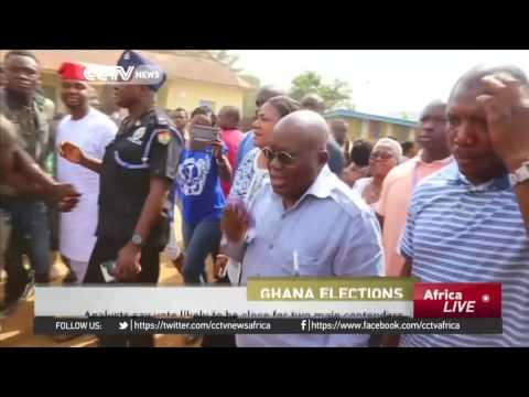 Analysts say Ghana vote likely to be close for two main contenders