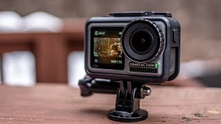 DJI Osmo Action | Best Action Camera In 2021