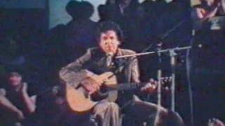 Leonard Cohen - Un As Der Rebbe Singt  - Vienna 1976