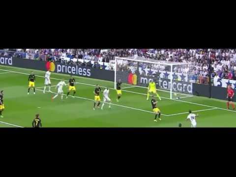 Cristiano Ronaldo Hattrick vs AT.Madrid