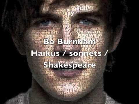 Bo Burnham - Haikus / Sonnets / Shakespeare