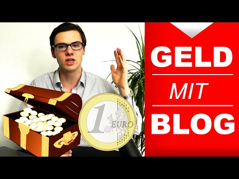 GELD VERDIENEN MIT BLOG ᐅ 3 TIPPS wie du mit BLOGGEN Geld VERDIENEN kannst! | Fredrik Vogt