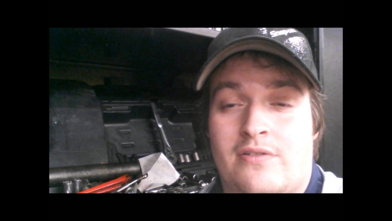 how to tell if your sway bar links are bad youtube