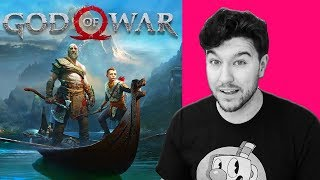 God of War Makes Me Feel Like An Angry Dad ( + Giveaway Announcement)